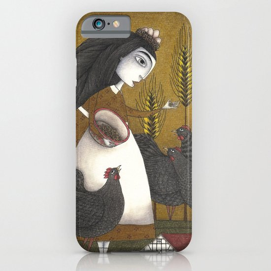 Ira's Hens iPhone & iPod Case