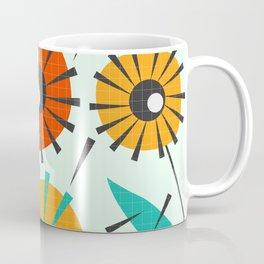 Prickly flowers Coffee Mug
