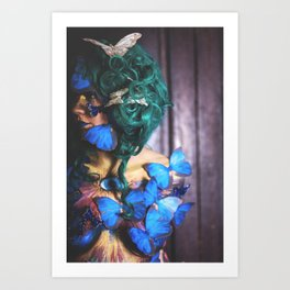 Butterfly III. Art Print