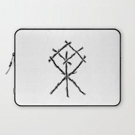 Rune Binding at Midnight Laptop Sleeve