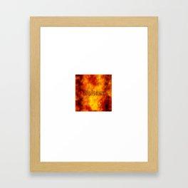 xgoldx Framed Art Print