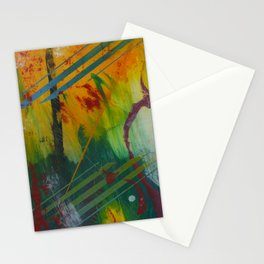 Where Silence Has Lease Stationery Cards