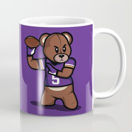 The Victrs - Teddy Football Coffee Mug
