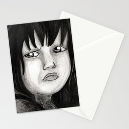 Behind You Stationery Cards