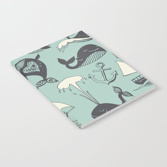 Whales 2 Notebook