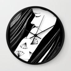 Sombre Wall Clock