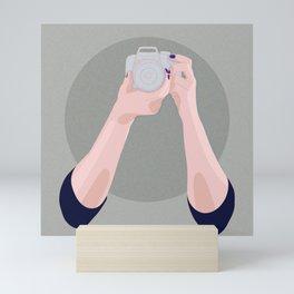 Smile I Mini Art Print