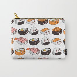 Sushi family Carry-All Pouch