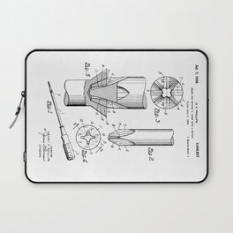 Phillips Screwdriver: Henry F. Phillips Screwdriver Patent Laptop Sleeve