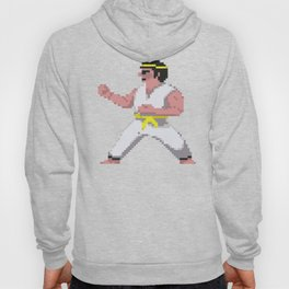 8-Bit International Karate Hoody