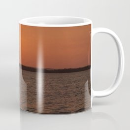 Sunset in Cuba Coffee Mug