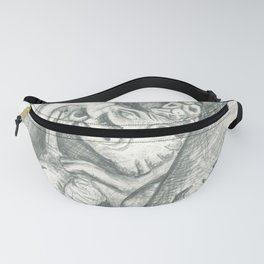 Buddhist Mythical Creature Fanny Pack