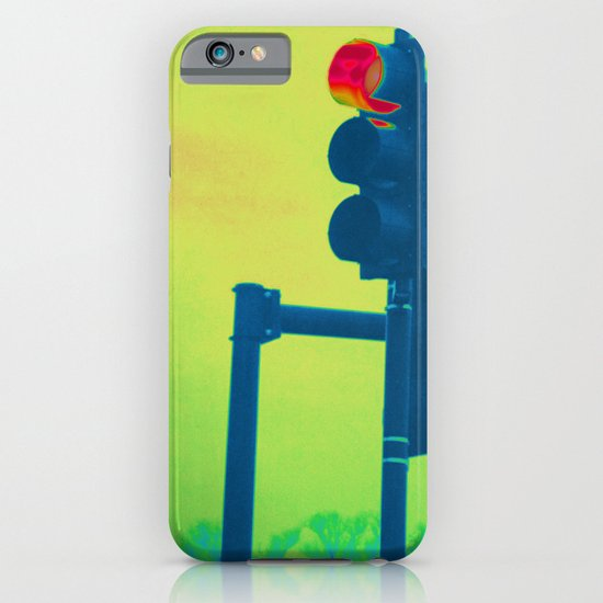 Stop Light iPhone & iPod Case