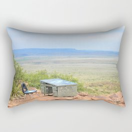 Writing in the Wild Rectangular Pillow