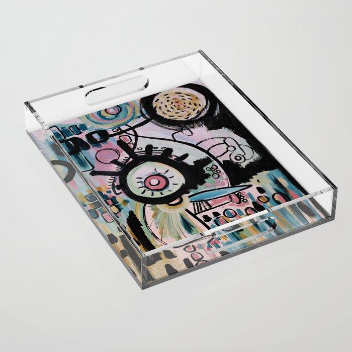 Obius Acrylic Tray