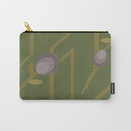 Summer Vine Carry-All Pouch