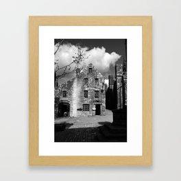 Locronan 9b Framed Art Print