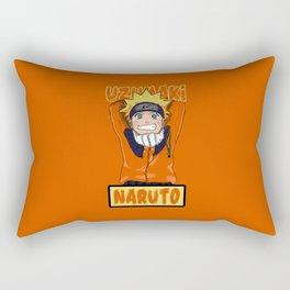 Hero Smile Rectangular Pillow
