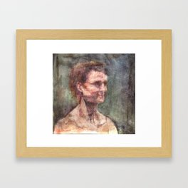 Heidi Framed Art Print