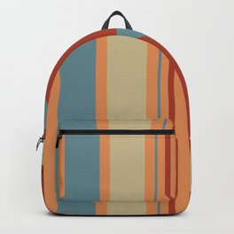Vintage Retro 01 Backpack