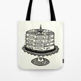 The Happy Cake ♥. Tote Bag