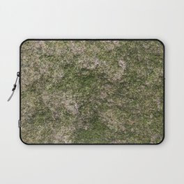 Stone and moss Laptop Sleeve