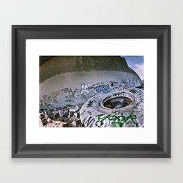 Lost Home Framed Art Print