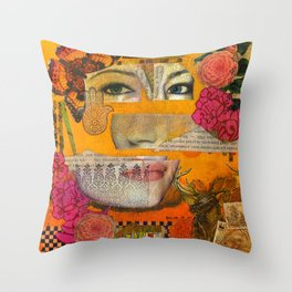 Change of Hart Throw Pillow