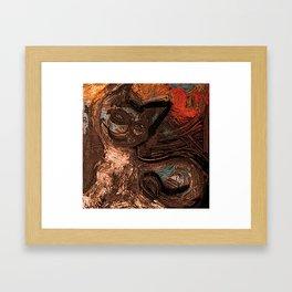 Cattatta Framed Art Print