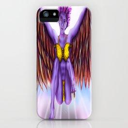 Harpie Fantasy iPhone Case