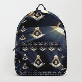 Freemason Symbolism Backpack