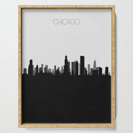 City Skylines: Chicago Serving Tray