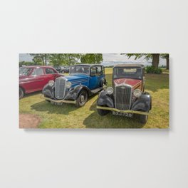 Wolseley Motors Metal Print
