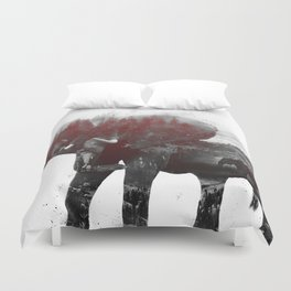 Elephant V1 Duvet Cover