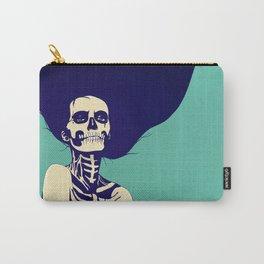Día de las Muertas Carry-All Pouch