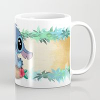 aloha Mugs featuring Aloha... by Emiliano Morciano (Ateyo)