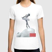 balance T-shirts featuring Balance by fabiotir