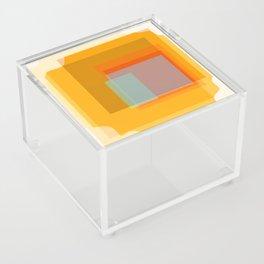 Glass Acrylic Box