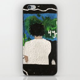 4 Your Eyez Only - J. Cole - Melted Crayon Wax iPhone Skin
