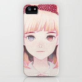 Cocoro Principal iPhone Case