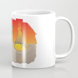 More Dinosaur, Less Meteor Coffee Mug