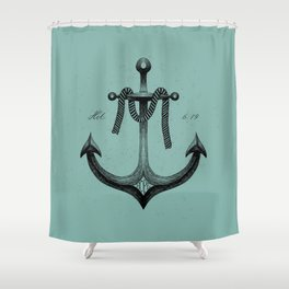 Anchor - Hebrews 6:19 Shower Curtain