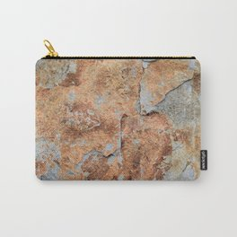 Shale rock surface texture Carry-All Pouch