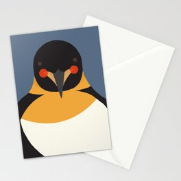 Emperor Penguin, Animal Portrait Stationery Cards