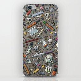 Graphic lab iPhone Skin