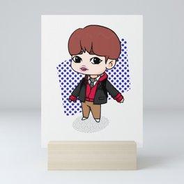 GOT7 Park Jinyoung as Lee Ahn in He Is Psychometric Mini Art Print