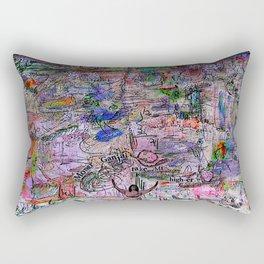 Mother Ganja (take me higher) Rectangular Pillow