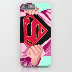 Girl, you're super iPhone 6s Slim Case