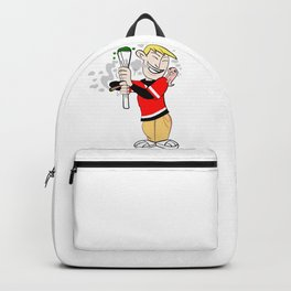 Ron Pott-able (4/20 Edition) Backpack