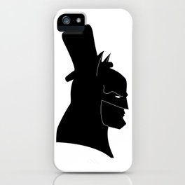 Gentleman Bats iPhone Case